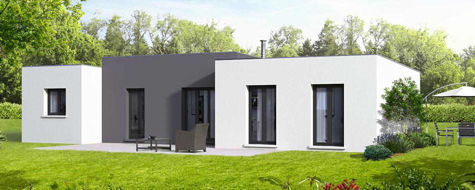 Maison Mikit construit rapidement votre maison de A à Z