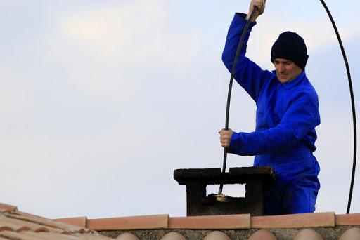 Le métier de ramoneur de cheminée